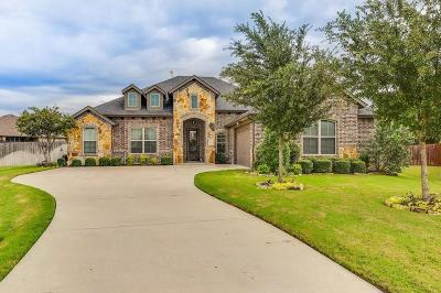 Midlothian Single Family Home For Sale: 7225 King Ranch Court