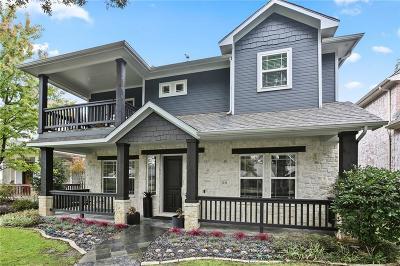 Dallas Single Family Home For Sale: 5234 Miller Avenue