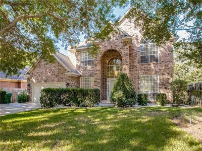 Flower Mound Residential Lease For Lease: 4967 Wolf Creek Trail
