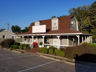 Canton Commercial For Sale: 430 S Trade Days Boulevard