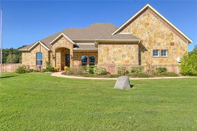 Weatherford Single Family Home Active Option Contract: 130 Oakwood Creek Lane