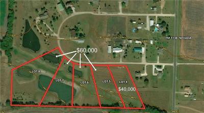 Nevada Farm & Ranch For Sale: 08 Horseshoe Drive