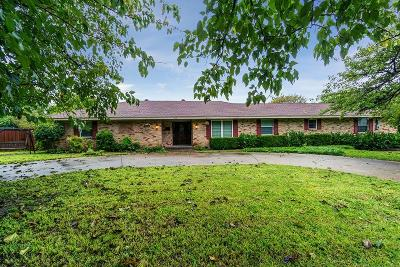 Rockwall Single Family Home For Sale: 803 Kernodle Street