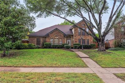 Cedar Hill Single Family Home For Sale: 1513 Fuller Drive