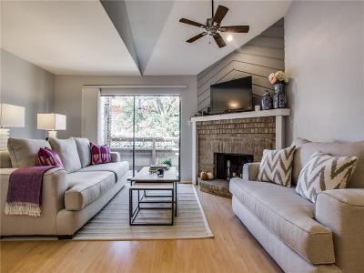 Dallas County Condo For Sale: 7640 W Greenway Boulevard #3N