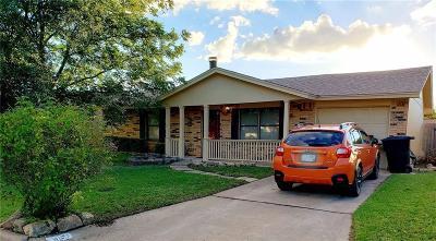 Abilene Single Family Home For Sale: 3758 Duke