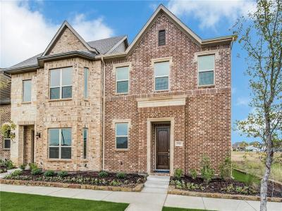 Frisco Townhouse For Sale: 3705 Dutchess Drive