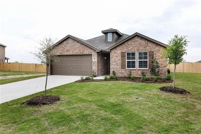 Forney TX Single Family Home For Sale: $265,679