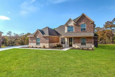 Denton County Single Family Home For Sale: 118 Spanish Oak Drive