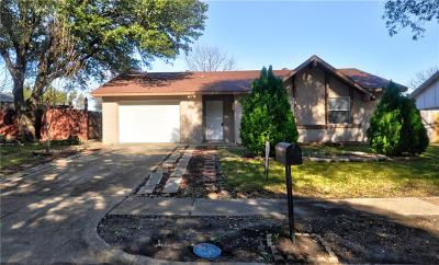 Plano Single Family Home For Sale: 1013 Shenandoah Drive
