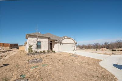 Weatherford Single Family Home For Sale: 1637 Town Creek Circle