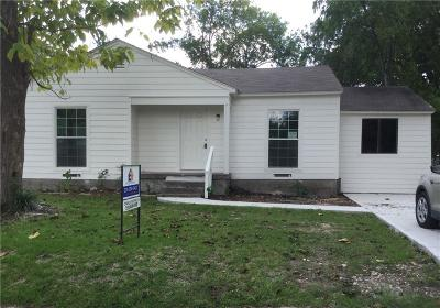 Garland Residential Lease For Lease: 628 Cedar Drive