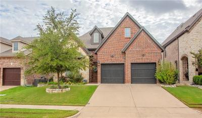Fort Worth Single Family Home For Sale: 7405 Bright Water Road