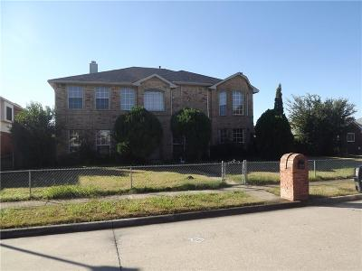Rowlett Single Family Home For Sale: 7502 Bayhill Lane
