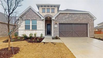 McKinney Single Family Home For Sale: 5513 Vivace Way