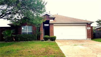 Rowlett Single Family Home For Sale: 7210 Eton Drive