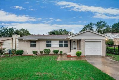 Dallas Single Family Home For Sale: 6578 Lazy River Drive