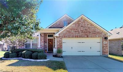 Wylie Single Family Home For Sale: 507 Highland Fairway Lane