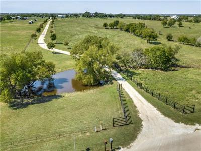 Sanger Single Family Home For Sale: 6501 Trietsch Road