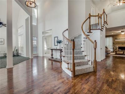 McKinney Single Family Home For Sale: 5803 Edgewood Drive