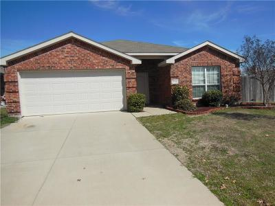 Anna TX Single Family Home Active Option Contract: $190,000