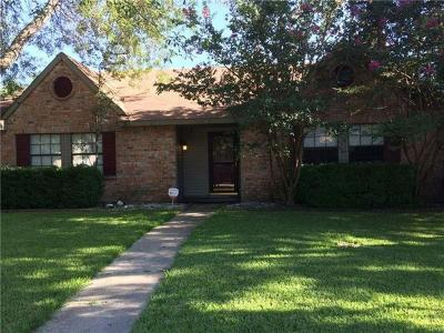 Denton County Single Family Home For Sale: 2837 Stratford Lane