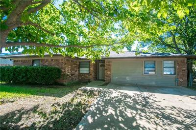 Denton County Single Family Home For Sale: 206 Southland Drive