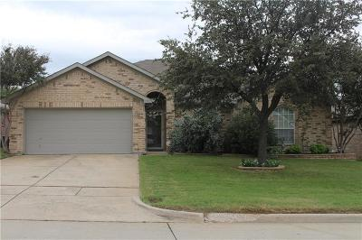 Mansfield Single Family Home For Sale: 1702 Merritt Drive
