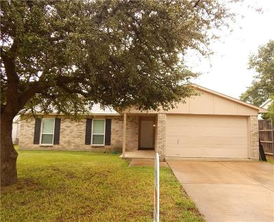 Grand Prairie Single Family Home Active Option Contract: 1013 Loving Trail