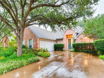 Garland Single Family Home For Sale: 522 Rivercove Drive