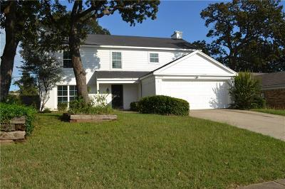 Euless Residential Lease For Lease: 2210 Erwin Drive
