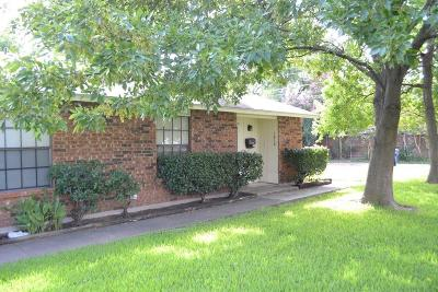 Garland Residential Lease For Lease: 1818 Randolph Drive