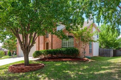 Keller Residential Lease For Lease: 605 Cherry Tree Drive