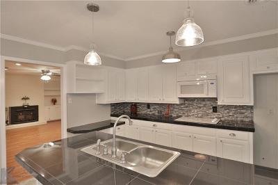 Abilene Single Family Home For Sale: 3471 Santa Monica Drive