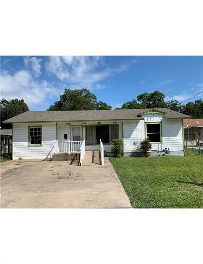 Waxahachie Single Family Home For Sale: 308 Lynn Street