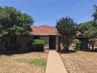 Frisco Residential Lease For Lease: 8619 Woodstream Drive