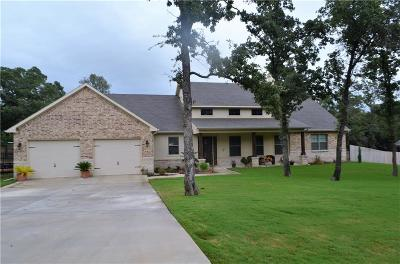 Weatherford Single Family Home For Sale: 107 Deep Wood Lane