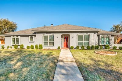 Denton County Single Family Home For Sale: 2828 Staffordshire Drive