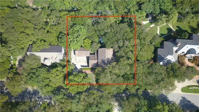 Westover Hills Residential Lots & Land For Sale: 2109 Indian Creek Drive