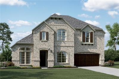 Flower Mound Single Family Home For Sale: 11304 Bull Head Lane