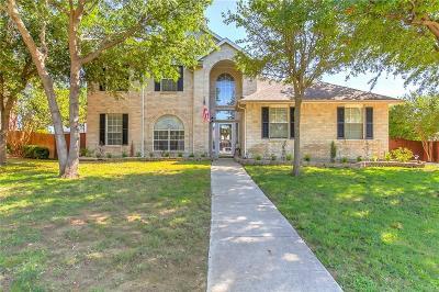 Crowley Single Family Home For Sale: 1013 Raspberry Lane