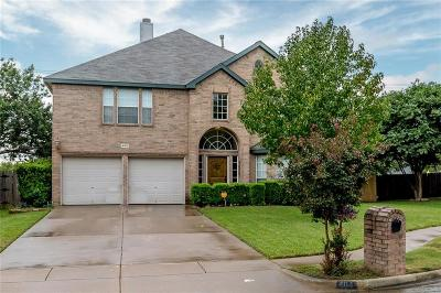 Keller Single Family Home For Sale: 404 Alta Ridge Drive