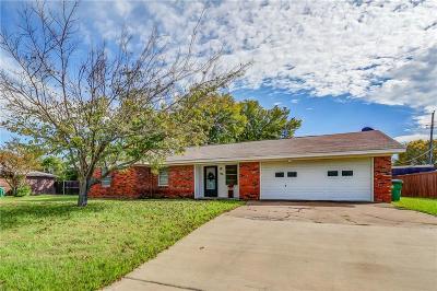 Princeton Single Family Home For Sale: 407 E Willow Lane