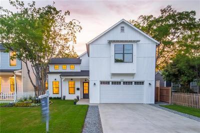 Dallas Single Family Home For Sale: 6819 Prosper Street