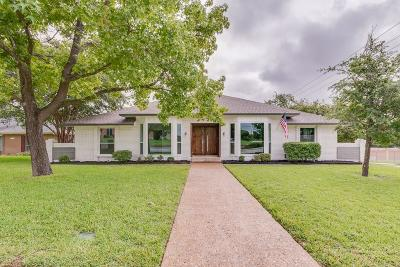Dallas Single Family Home For Sale: 10102 Dove Trail Circle