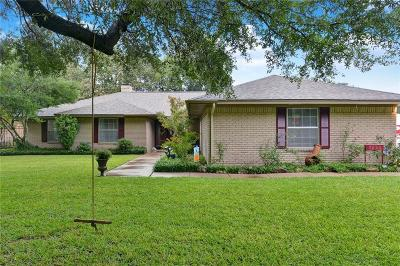 Benbrook Single Family Home For Sale: 7255 Tamarack Road