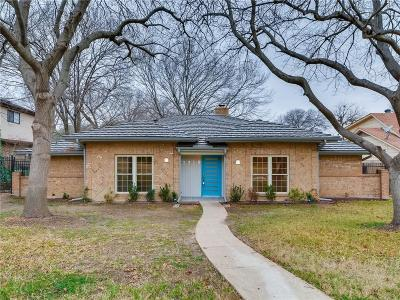 Richardson Single Family Home For Sale: 2219 Owens Boulevard