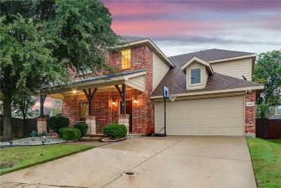 McKinney Single Family Home Active Option Contract: 4401 River Crossing