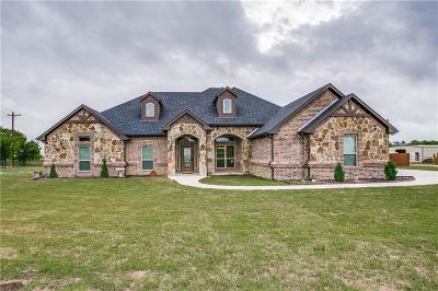 Denton County Single Family Home For Sale: 12280 Marion Road