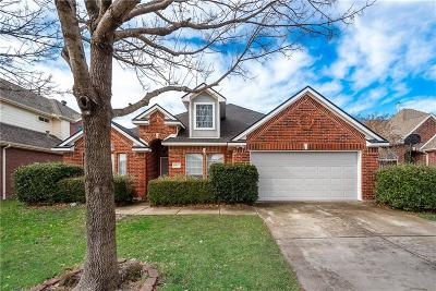 Rowlett Single Family Home For Sale: 9517 Kings Link Circle